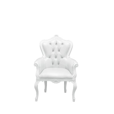 Mccarthy Chair Upholstery: Pure White