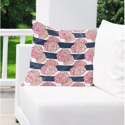 Ramirez Indoor/Outdoor Throw Pillow Size: 18 H x 18 W x 4 D