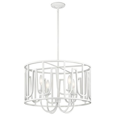 Chandler 4-Light Drum Chandelier