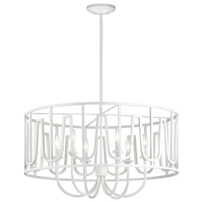 Chandler 6-Light Drum Chandelier