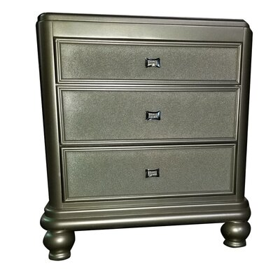 Knightsbridge 7 Drawer Nightstand