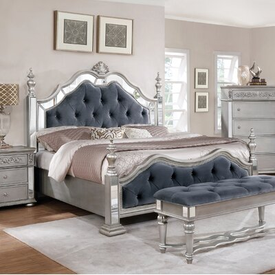 Federico Panel Bed Size: King