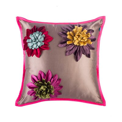 Langridge Passion Flowers Pillow Cover