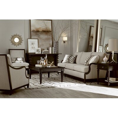 Dule Transitional Sofa Finish: Sandstone