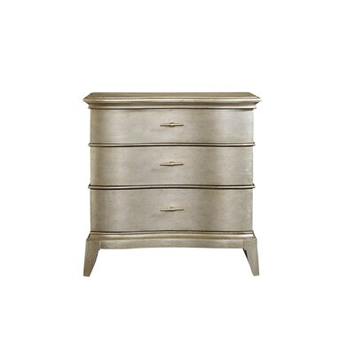 Stanmore 3 Drawer Nightstand