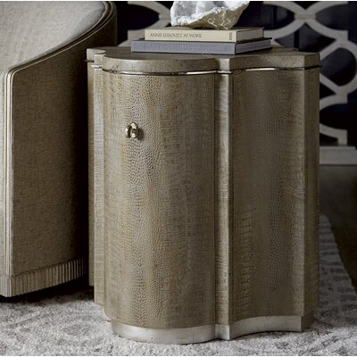 Delahunt Drum End Table