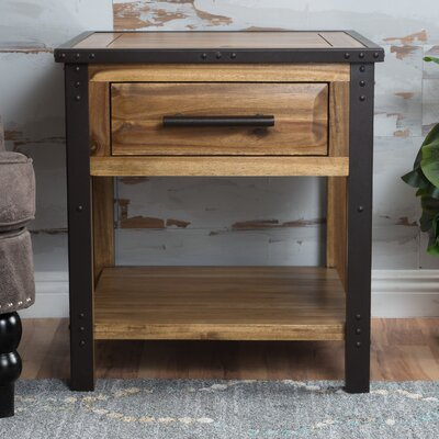 Kellan 1 Drawer Nightstand