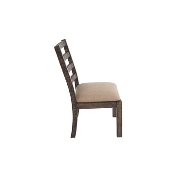 Danieli Ladder Back Dining Chair (Set of 2)