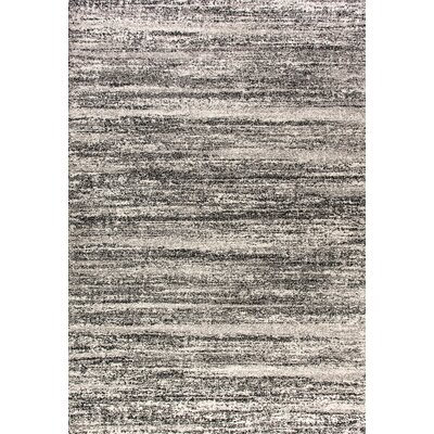 Brycen Black / White Area Rug Rug Size: Rectangle 710 x 112