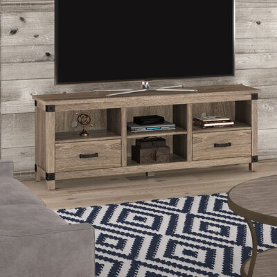 Federico 65 TV Stand with Optional Fireplace Fireplace Included: No