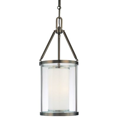 Anissa Foyer 3-Light Pendant Size: 27.25 H x 12 W x 12 D
