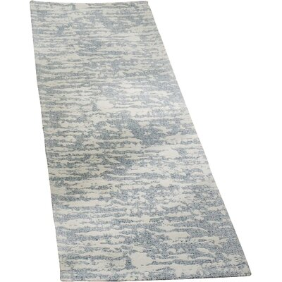 Anika Hand-Woven Beige/Gray Area Rug Rug Size: Rectangle 23 x 4