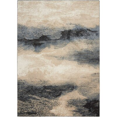 Mana Flint Area Rug Rug Size: Rectangle 53 x 73