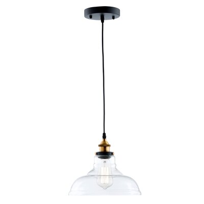 Channelle 1-Light Inverted Pendant