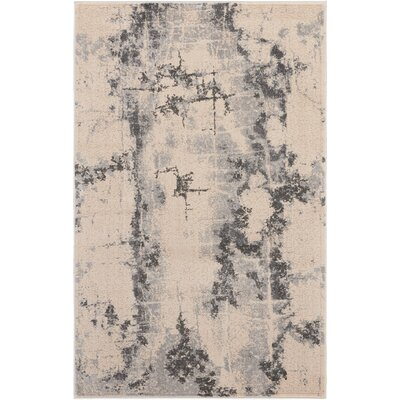 Shirleen Beige Area Rug Rug Size: Rectangle 311 x 511