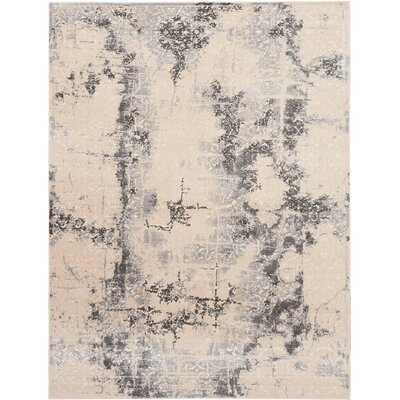 Shirleen Beige Area Rug Rug Size: Rectangle 8 x 105