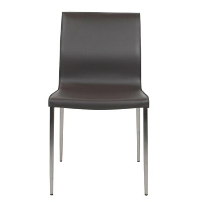 Duran Dining Chair Color: Charcoal