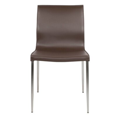 Duran Dining Chair Color: Mink