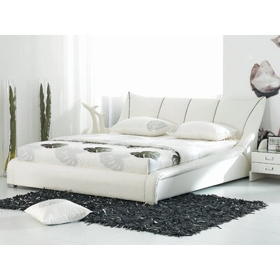 Piero Upholstered Sleigh Bed