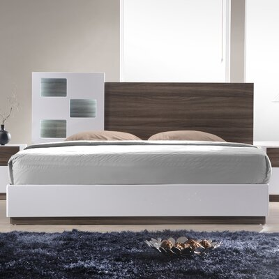Elida Platform Bed Size: King