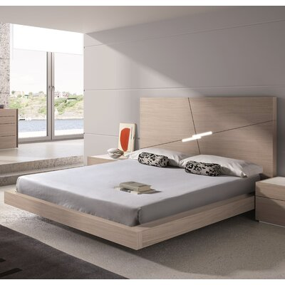 Bridgeport Platform Bed Size: Queen