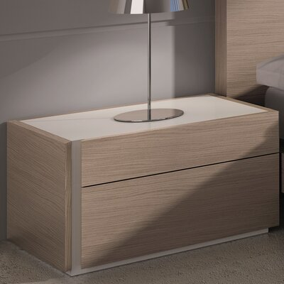 Bridgeport Left Nightstand
