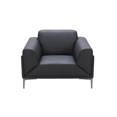 Brisbin Leather Armchair