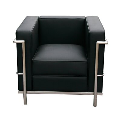 Burnside Italian Lounge Chair