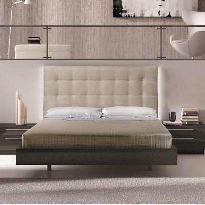 Callery Upholstered Platform Bed Size: Queen