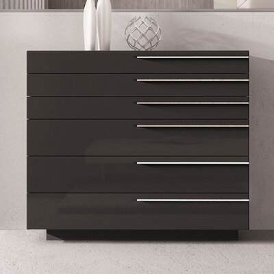 Callery 6 Drawer Chest