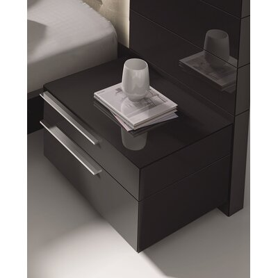 Harlan 2 Drawer Night Stand