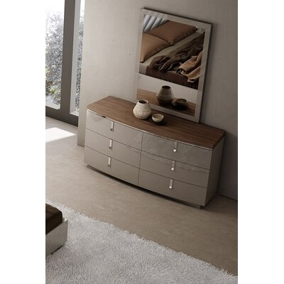 Marchelle 6 Drawer Dresser
