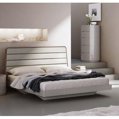 Fay Platform Bed Size: King