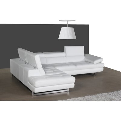 Summers Reclining Sectional Orientation: Left Hand Facing