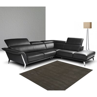 Zuzanna Reclining Sectional Orientation: Right Hand Facing