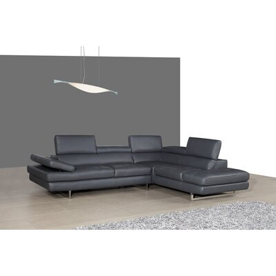 Kamila Reclining Sectional Orientation: Right Hand Facing