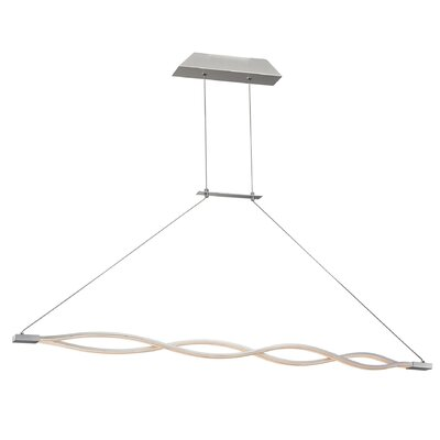 Hanson 1-Light LED Kitchen Island Pendant