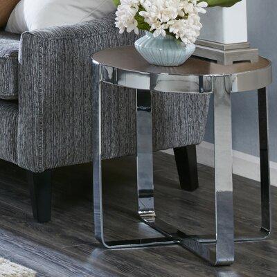 Alverta End Table Color: Pine