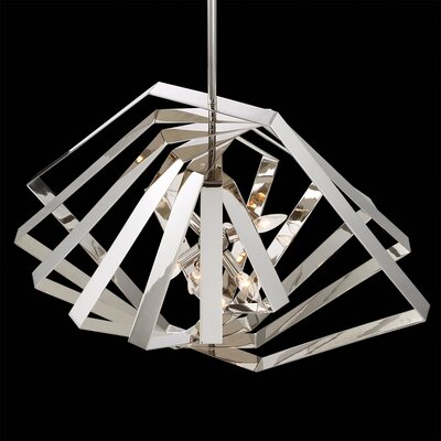 Lenna 6-Light Candle-Style Chandelier
