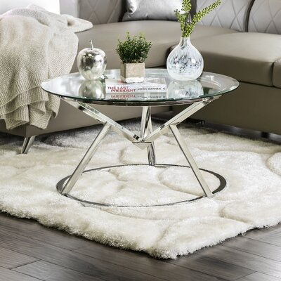 Destan Contemporary Coffee Table
