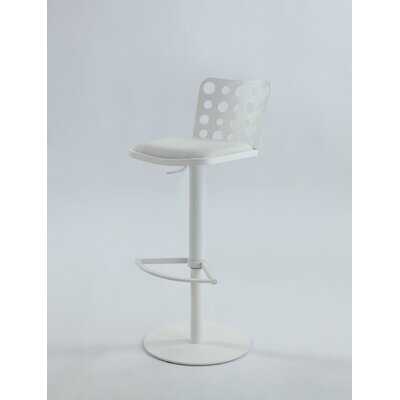 Jillian Adjustable Height Bar Stool