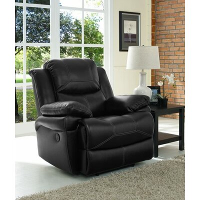 Carina Glider Recliner Type: Power Motion