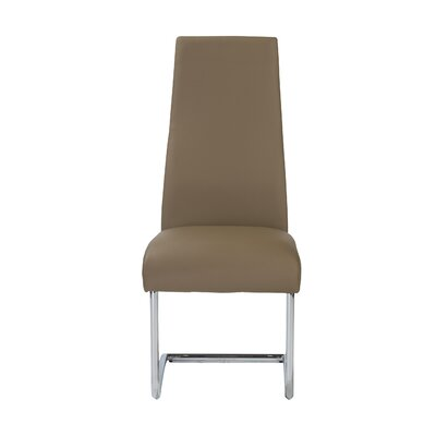Astudillo Side Chair Color: Mocha