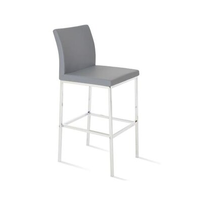 Reasor 30 Bar Stool Color: Gray