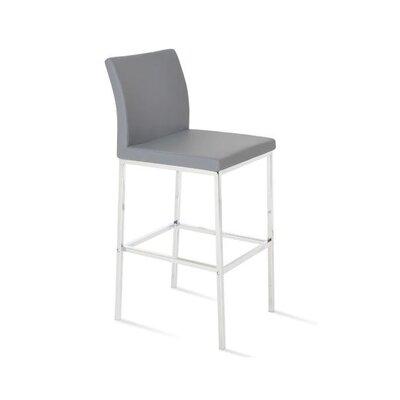 Reasor 30 Bar Stool Color: Gray