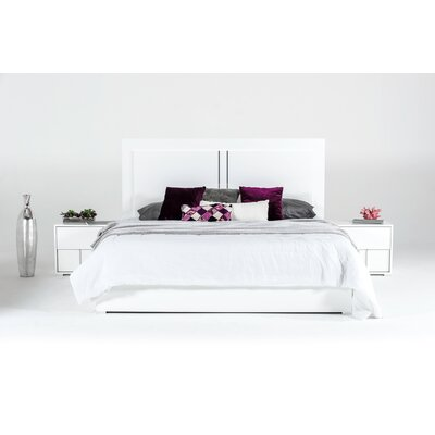 5 Piece Bedroom Set Size: King