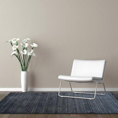 Tiara Charcoal Area Rug Rug Size: 9 x 12