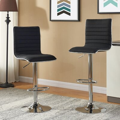 Chloris 46 Swivel Bar Stool