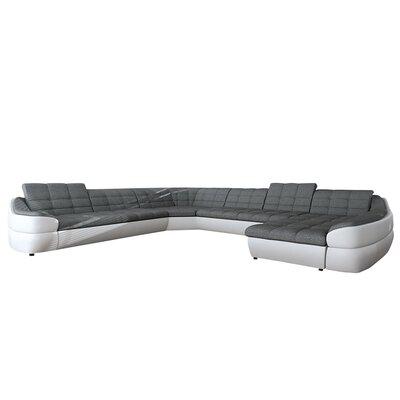 Merrie Chaise Lounger Upholstery: Black