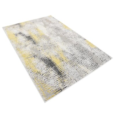 Christian Ivory Indoor / Outdoor Area Rug Rug Size: Rectangle 4 x 6